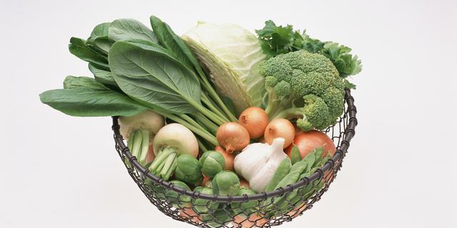 女人最需要蔬菜三宝