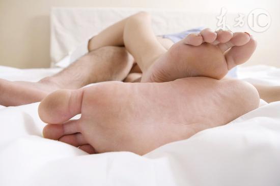 脚部三个特点预示长寿