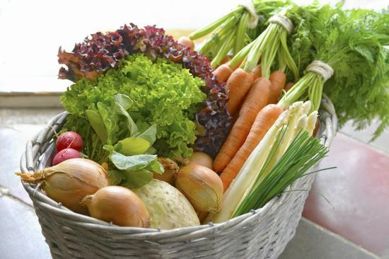 十种食物刮油清肠