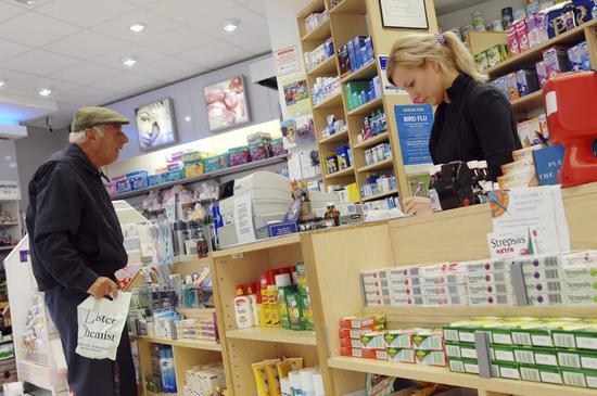 调查:老人买保健品与学历无关 与子女亲密度相关