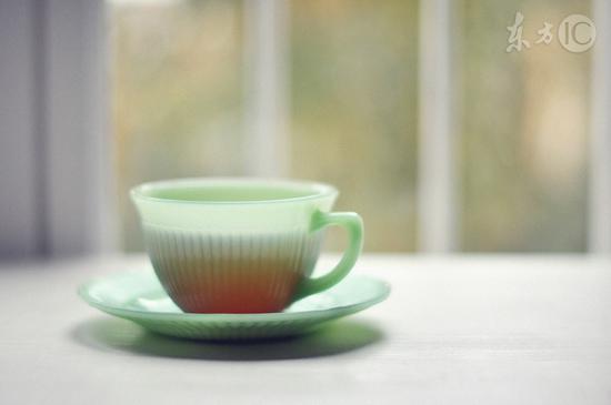 常喝茶的人不易骨折