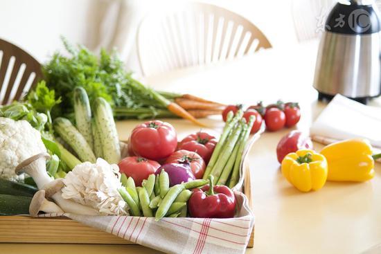 肝脏最爱5种食品,多吃!