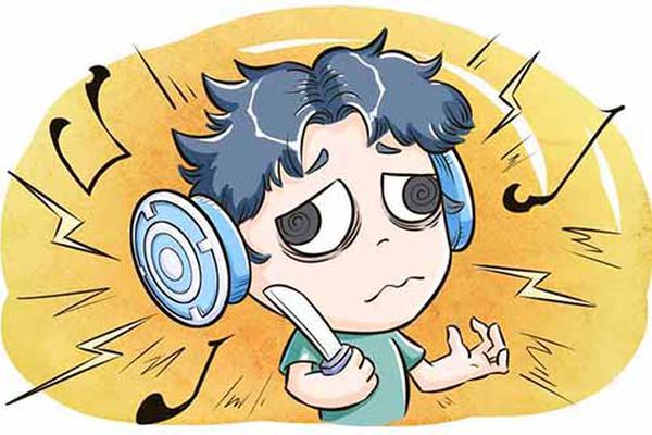 耳鸣 | 当耳朵搞事情时,你能怎么办?