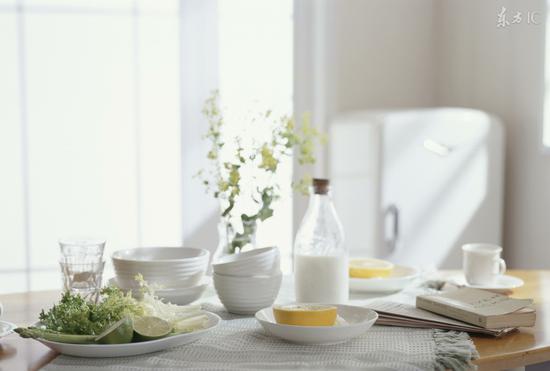 早餐换成它养肾祛湿气