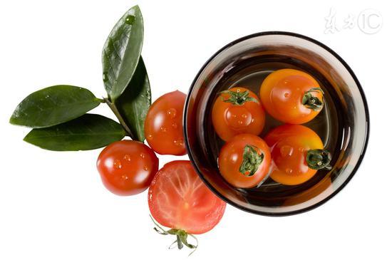 西红柿3大美容功效