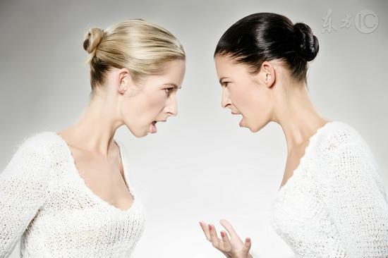 女人生气时身体发生可怕变化