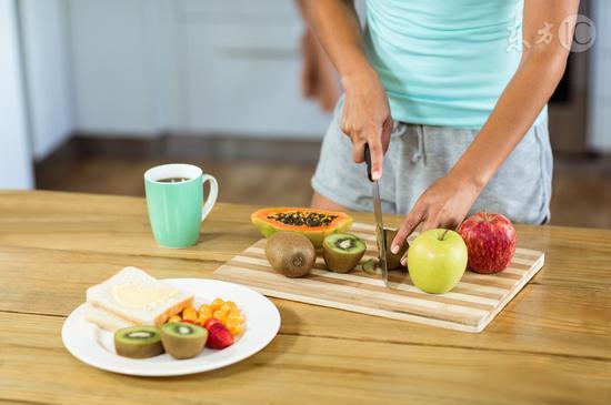 8大清肠食物让你每天畅快