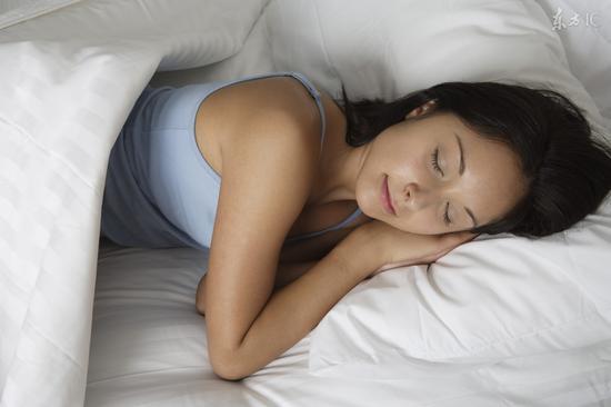 睡前1小时是养生黄金期