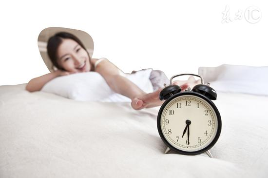 起床前黄金六分钟延长寿命