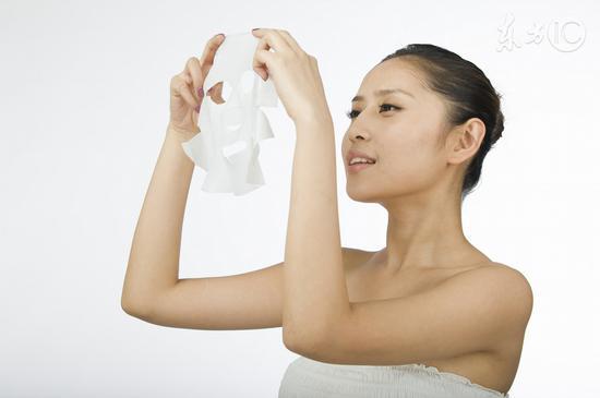 12批次面膜非法添加激素 长期使用导致面部产生皮炎