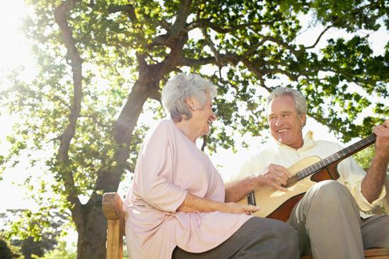 长寿的人有一些共性