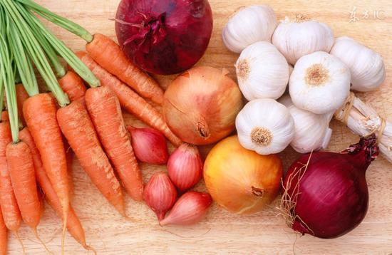 八种食物让血管干净如初