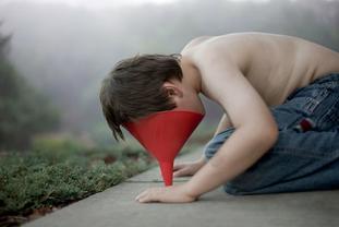自闭症儿童的精神世界
