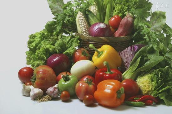 常吃六种食物让血管干净如初