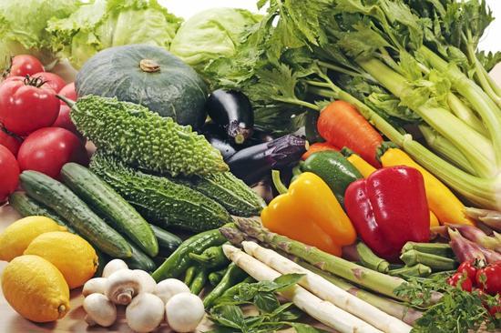 金秋十月8种蔬果最养人