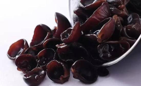 黑木耳最滋补的吃法|黑木耳|红枣