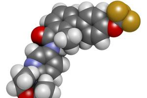 俄中化学家共同研制出新型抗肿瘤药物
