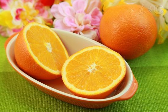 买的橙子没试吃的甜!因
