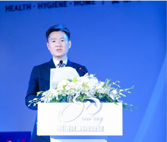 利洁时·桂龙药业总经理戴峰