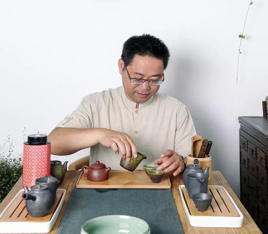 晟唐创业孵化创始人 夏尚明