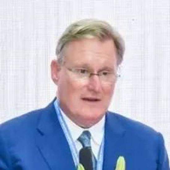 科文斯集团公司首席执行官 Dr. John Ratliff 图片来源于科文斯官微