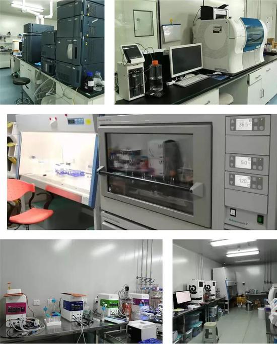 泰龙生物位于张江药谷的研发和中试基地  图片由企业方提供