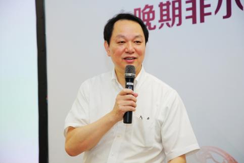 上海市胸科医院韩宝惠教授致辞