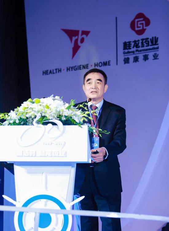 中国医药企业管理协会会长郭云沛