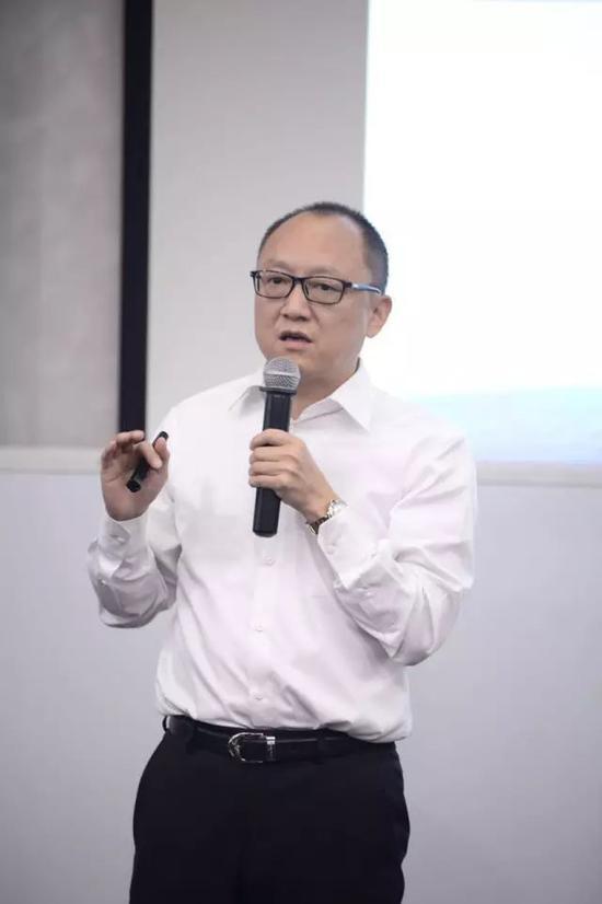 上海罗氏制药副总裁陈文德