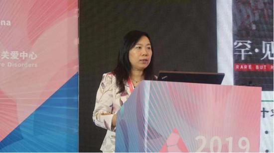 高晨燕,中国国家食品药品监督管理总局药品审评中心生物制品临床部部长
