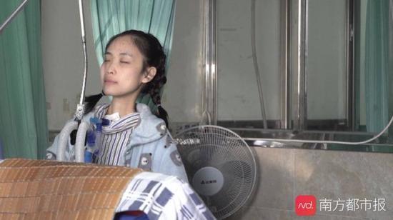"""庞贝病女孩郑宇宁:清远ICU蛰居11年,晒""""二手阳光""""盼春天"""