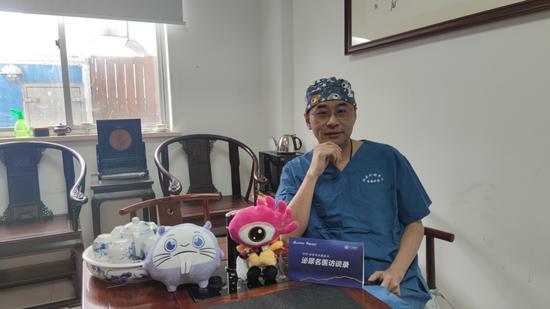 泌尿名医访谈录|高旭教授-认识前列腺癌,早诊早治