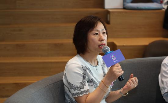 上海五峰书院院长王涛发言