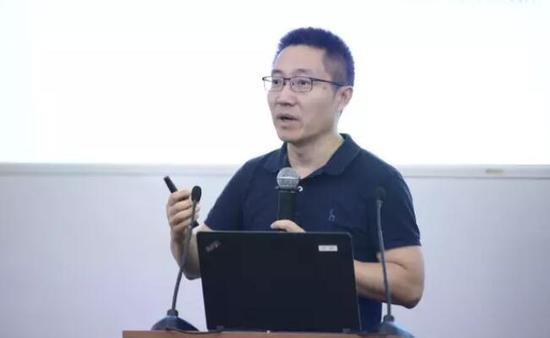 好大夫在线创始人兼CEO 王航
