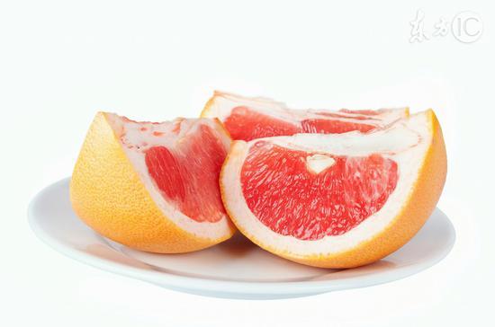 红肉蜜柚有特殊功效