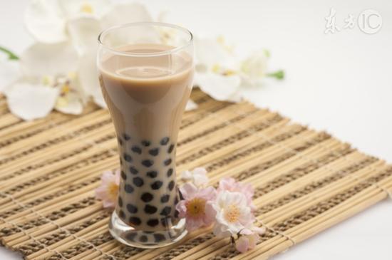 寒天魔芋蒟蒻仙草…奶茶里的这些不明物体都是什么?