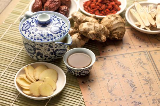 二黄茶增强身体抵抗力