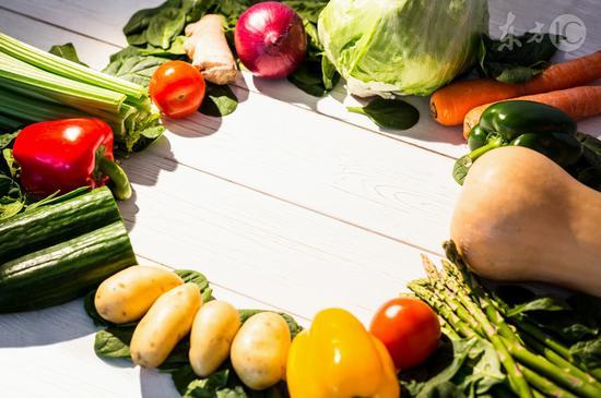 5种公认的防癌蔬菜