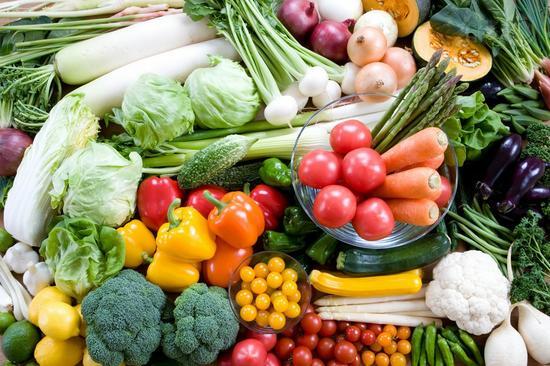 多食五种蔬菜可控糖尿病