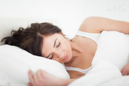 睡觉时身体突然抖了一下是怎么回事