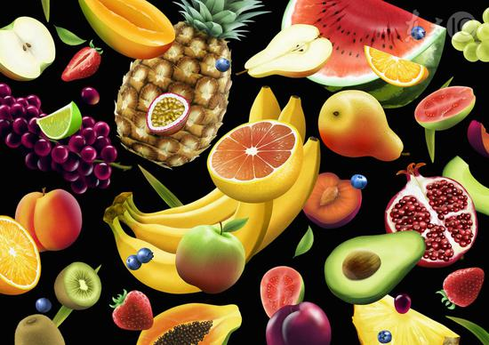 含这种元素的水果最抗癌