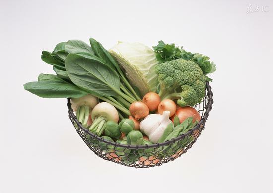 每天必吃的五种长寿食物