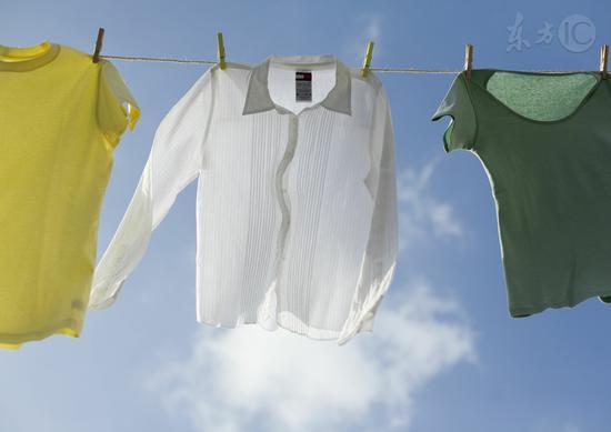 这4类衣服你一直晾错了