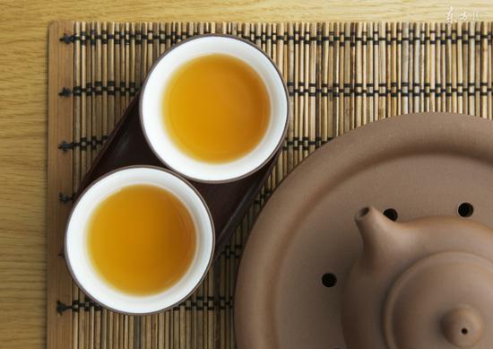 长期喝茶会伤肾吗