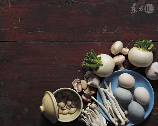 男人健康不能缺六种食物