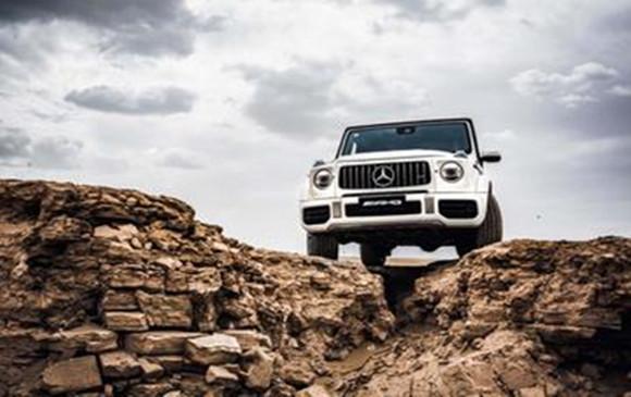 奔驰G级40周年沙漠体验