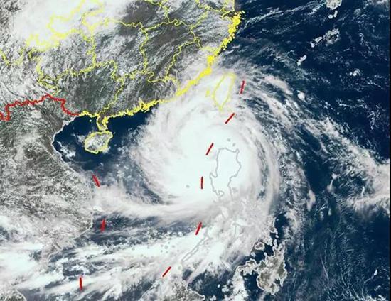 """关于台风""""山竹""""的这四大谣言"""