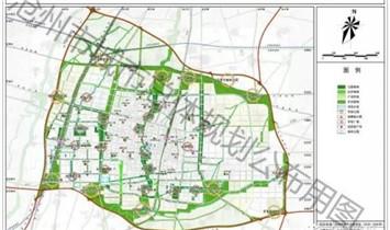 沧州市将建11座大型森林公园
