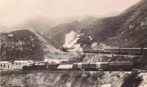 老京张铁路(资料图)
