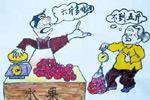 六旬老人买海鲜遇刁难 买虾要求给足秤被加价